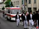 02. Juli 2005 - Sanitätsdienst Schützenfest St. Sebastianer Geseke