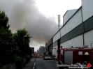 11. Juni 2005 - Einsatz Brand Eisengießerei
