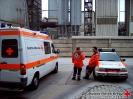 18. Dezember 2006 - Einsatz Brand Zementwerk