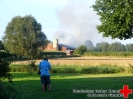 20. August 2011 - Stallungsbrand in Störmede