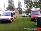05. - 08. Juli 2013 - Sanitätswachdienst Schützenfest St. Sebastianer