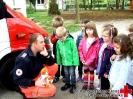 07. März 2014 - Vorstellung des Rettungswagens im Städt. Kindergarten Störmede